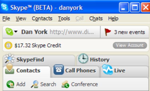 SkypeFind
